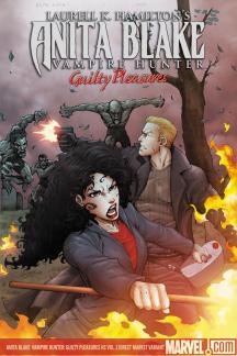 ANITA BLAKE, VAMPIRE HUNTER: GUILTY PLEASURES VOL. 2 HC (Hardcover)