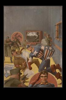 Captain America Comics: 70th Anniversary Edition (2010) #1 (VARIANT)