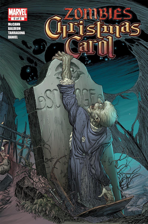 Zombies Christmas Carol (2011) #5