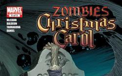 Marvel Zombies Christmas Carol (2011) #5