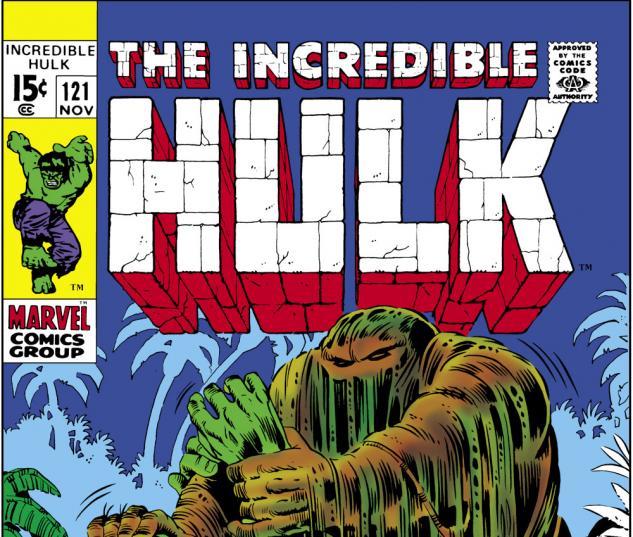 Incredible Hulk (1962) #121