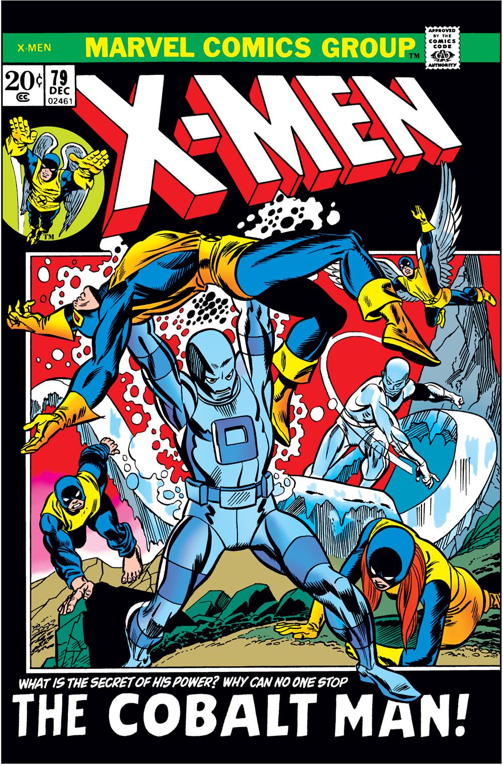 Uncanny X-Men (1963) #79