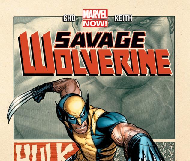 SAVAGE WOLVERINE 5 (NOW, WITH DIGITAL CODE)
