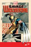 SAVAGE WOLVERINE 5 (NOW, WITH DIGITAL CODE)