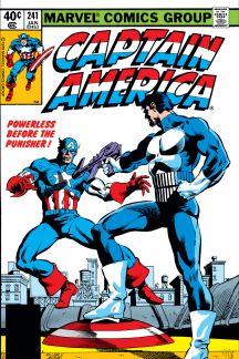 Captain America (1968) #241