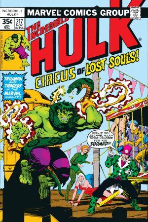 Incredible Hulk (1962) #217