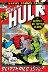 Incredible Hulk (1962) #155 Cover