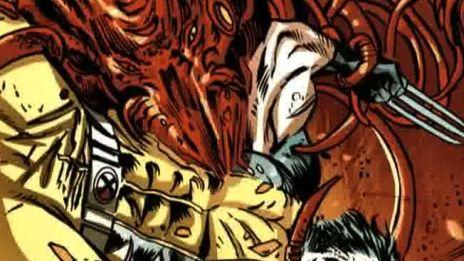 Marvel AR: Wolverine #7 Cover Recap