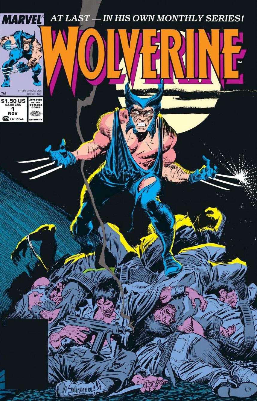 Wolverine (1988) #1