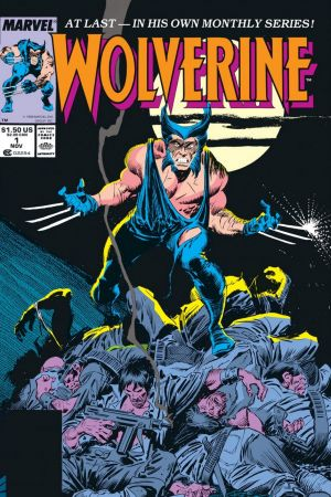 WOLVERINE CLASSIC VOL. 1 TPB (Trade Paperback)