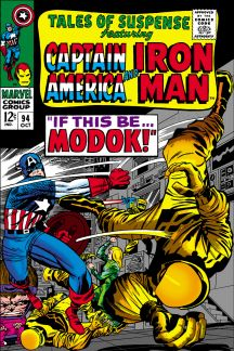 Tales of Suspense (1959) #94