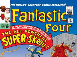 Fantastic Four (1961) #18 Cover