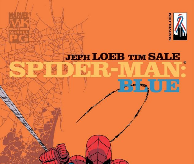Spider-Man: Blue (2002) #4