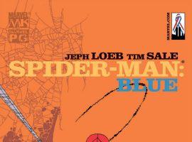 Spider-Man: Blue (2002) #4