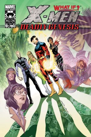 What If? X-Men Deadly (2006) #1