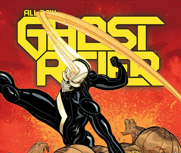 ALL-NEW GHOST RIDER 4 (ANMN, WITH DIGITAL CODE)