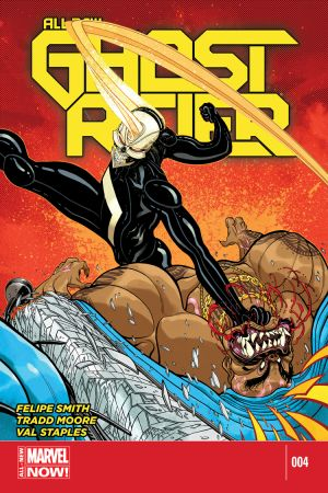 All-New Ghost Rider #4
