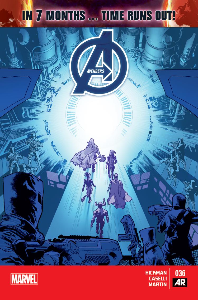 Avengers (2012) #36