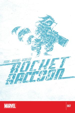 Rocket Raccoon (2014) #7