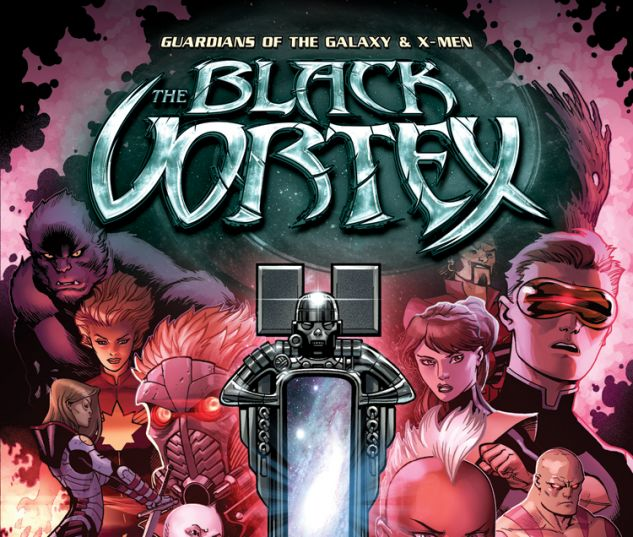 GUARDIANS OF THE GALAXY & X-MEN: THE BLACK VORTEX ALPHA 1 (BV, WITH DIGITAL CODE)
