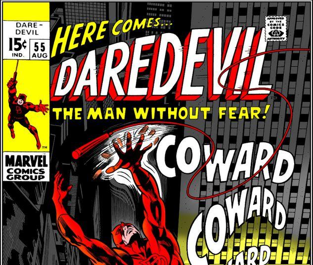 Daredevil (1963) #55