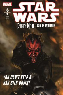 Star Wars: Darth Maul - Son Of Dathomir #1