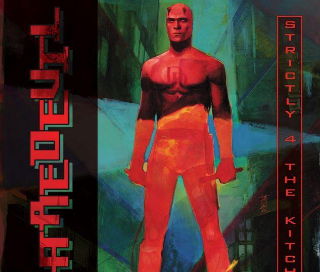 Daredevil #1 variant art by Alex Maleev