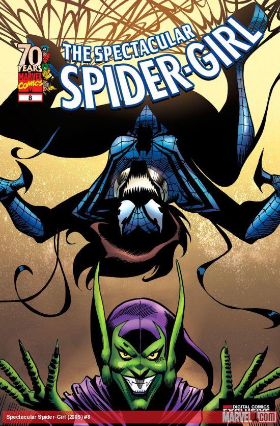 Spectacular Spider-Girl (2009) #8