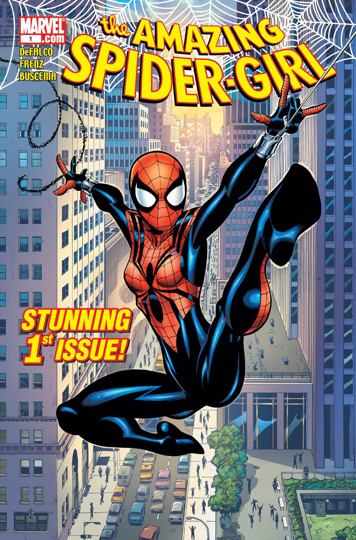 Amazing Spider-Girl (2006) #1