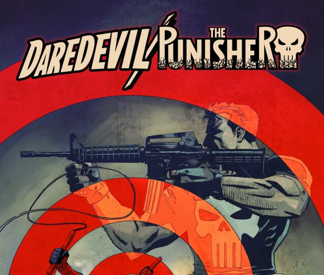 cover from Daredevil/Punisher (2016) #1
