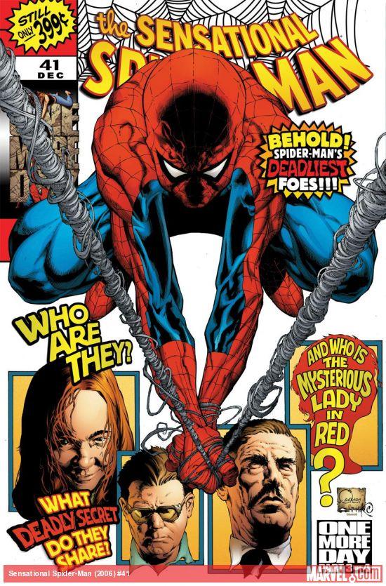 Sensational Spider-Man (2006) #41