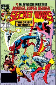 Secret Wars (1984) #3