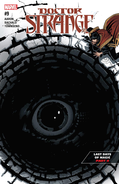 Doctor Strange (2015) #9