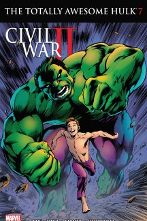 The Totally Awesome Hulk (2015) #7