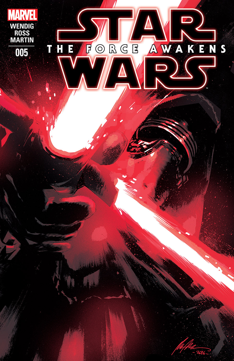 Star Wars: The Force Awakens Adaptation (2016) #5