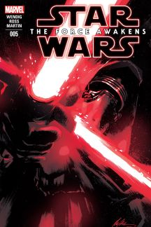 Star Wars: The Force Awakens Adaptation #5