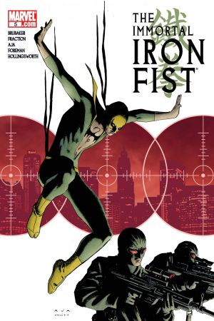 The Immortal Iron Fist #5