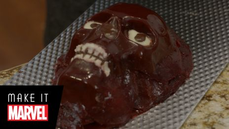 Make It Marvel: Red Skull Beet Salad