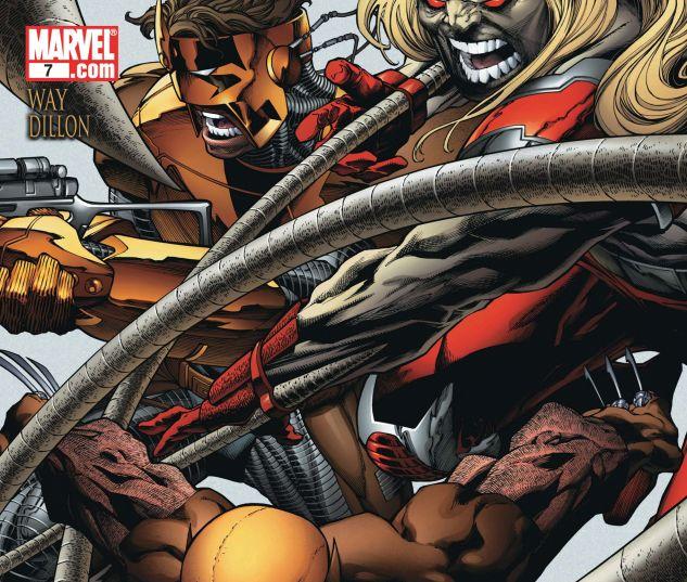 Wolverine Origins (2006) #7