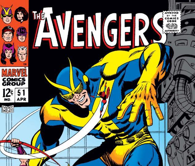 AVENGERS (1963) #51