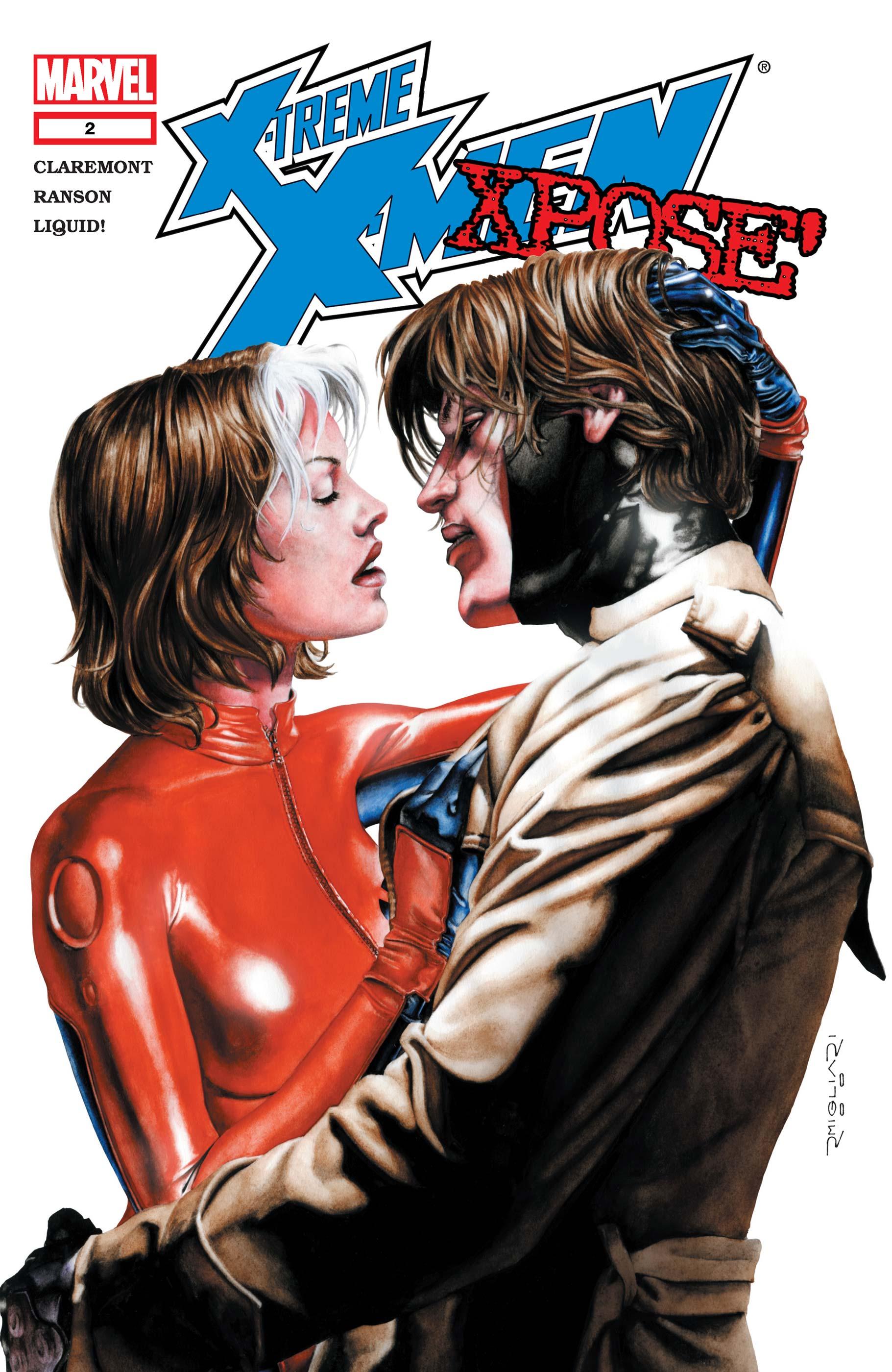 X-Treme X-Men: X-Pose (2003) #2