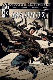 Madrox (2004) #5