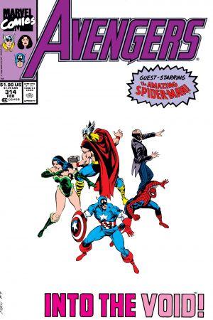 Avengers  #314