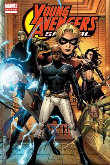 Young Avengers Special (2005) #1