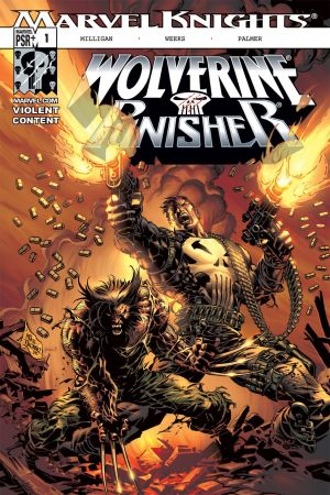 Wolverine/Punisher #1