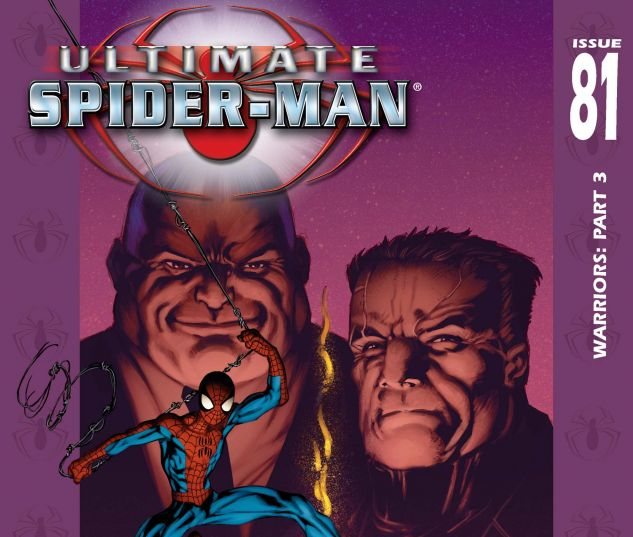 ULTIMATE SPIDER-MAN (2000) #81
