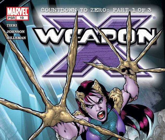 WEAPON X (2002) #19