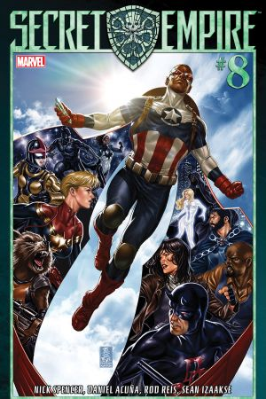Secret Empire (2017) #8