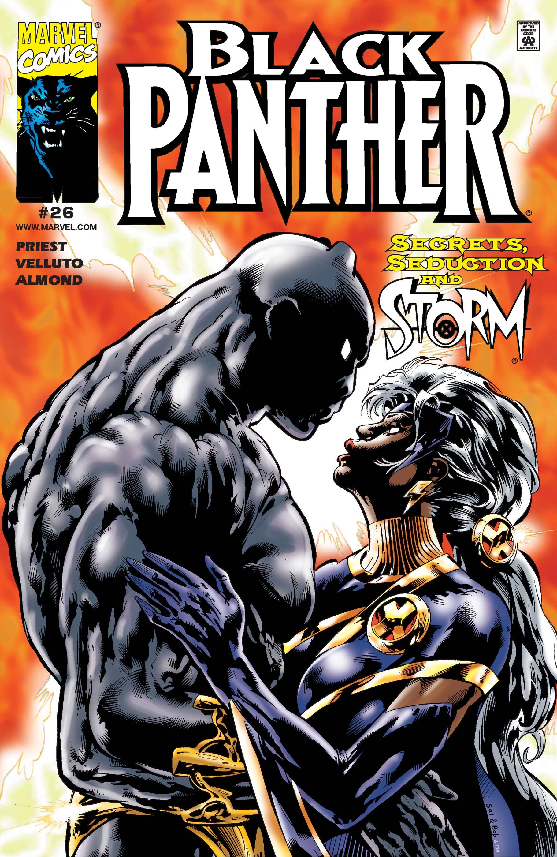 Black Panther (1998) #26