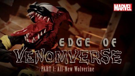 Part 1 - Edge of Venomverse
